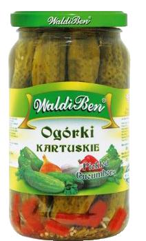 Cucumber kartuski