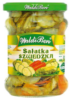 Sałatka szwedzka