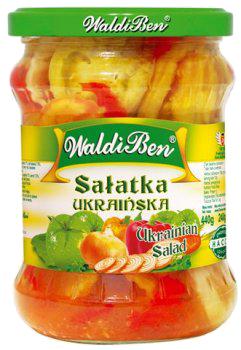 Sałatka ukraińska